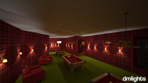 Scotsman_Pool_Room - Living room - by DMLights-user-1040449