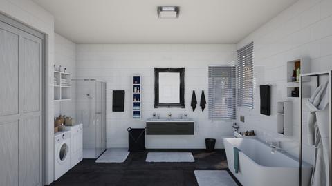 Bathroom - Bathroom - by Larcho1996