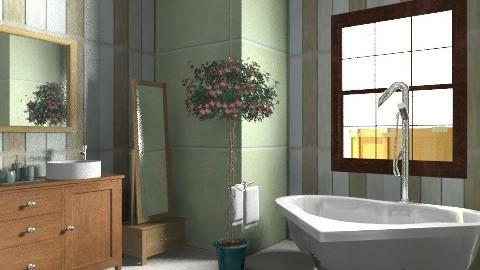 bath - Eclectic - Bathroom  - by sitantra