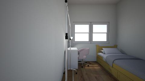 luzna - Bedroom - by Zuzana K