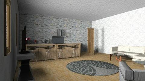 living room  - Retro - Living room  - by harun ayverdi