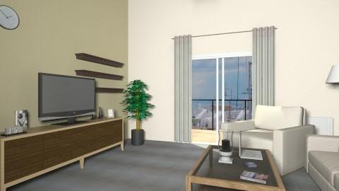 renew 70s - Living room - by Strandreas