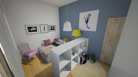 fdshg - Bedroom - by Kataszabo