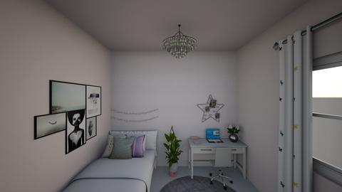 Bedroom - Bedroom - by Jessy Maciel