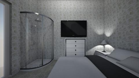 My bedroom - Bedroom  - by Ahmad Aziz