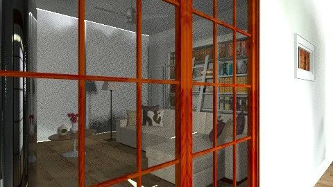 Casa riquillos medio - Modern - by fabiola pulidodelatoba