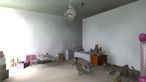 CUC - Country - Kids room  - by nonokarebeka