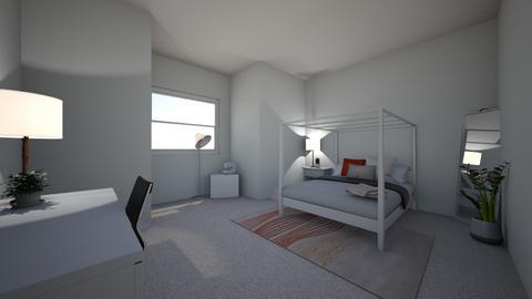 ayla bedroom 2 - Bedroom  - by sydkaufman