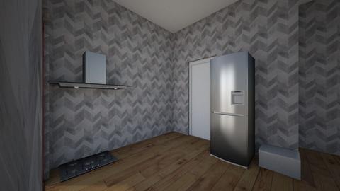 Cozinha - Kitchen  - by Priscila Arjona