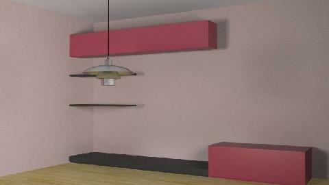 My Room - Dining Room  - by Arthur E