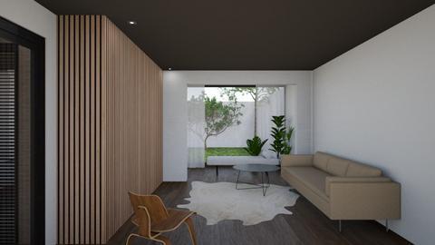 ndwnng - Living room - by KanitaM