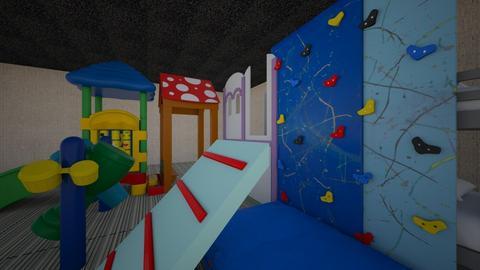 Kiddster - Kids room  - by Acloud builder