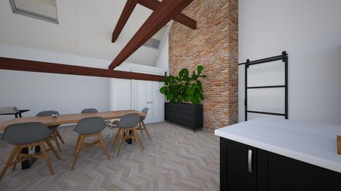 woonkamer werkbestand - by Keet