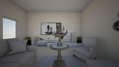 ruang keluarga 1 firda - Living room  - by firdaus123