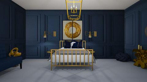 For SirMonopoly  - Bedroom  - by madaline