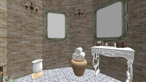 Turkish bathroom3 - Bathroom - by zainab alkaram