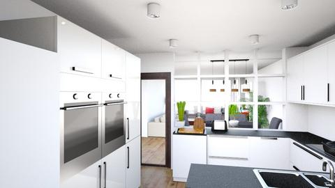 kitchen mv - Kitchen - by mdemesa