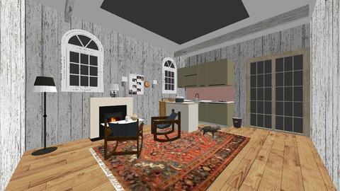 Grandmas kitchen - Classic - Kitchen  - by New York Mets
