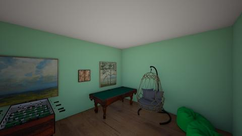 hudakszabina game  - Modern - Office  - by hudakszabina