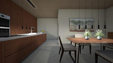 modern - Minimal - Kitchen  - by steker2344
