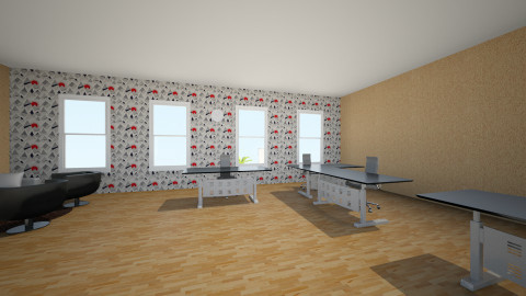 Hava Media offices V2 - 4 - Eclectic - Office  - by haure