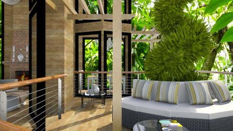 TreeHOUSE - Modern - Garden  - by Habib Altamimi
