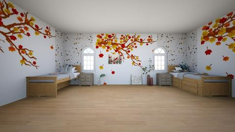 autunno - Kids room - by pasticcere