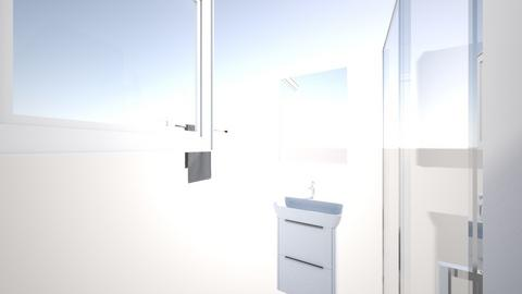 Upstairs Bathrooms - Modern - Bathroom  - by rsordillo
