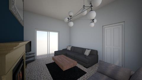 shakespeare - Living room  - by saara85
