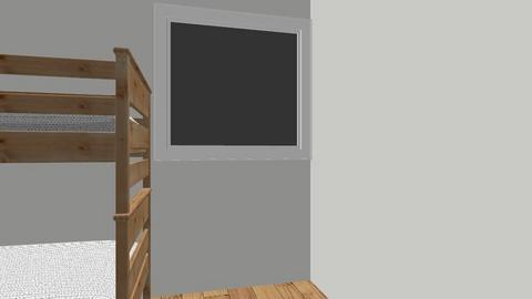 ninos2 - Kids room  - by elcepe