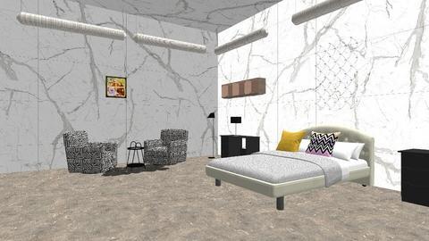 bed - Bedroom - by aya32323