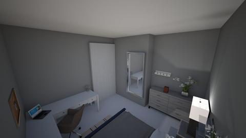 recamara mod1 - Classic - Bedroom  - by Carloschoi