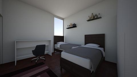 Room and Study - by Mayorga7492
