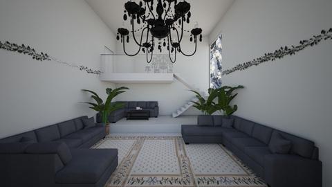 No idea - Living room  - by ObsessedDiys