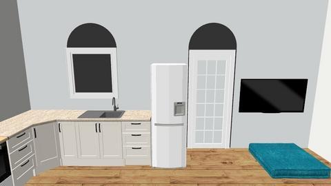 Kitchen_Retro - Retro - Kitchen  - by BoazHarrosh