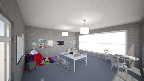 escritorio rosi 1 - Modern - by anamsatyroh