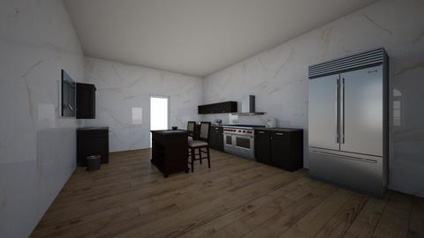 U shaped Kitchen - Classic - by kendracobb