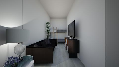 Teen Twin Bedroom - Modern - Bedroom  - by Faith Forever