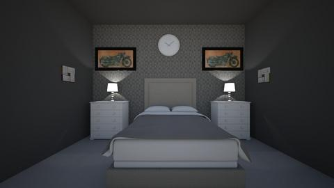 Storm day Bedroom - Modern - Bedroom  - by Its hamzah