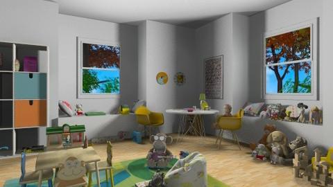 play - Vintage - Kids room  - by ok sosa