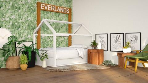 PLZ READ NO 2 - Modern - Kids room  - by CitrusSunrise