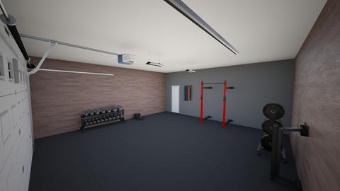 Garage Gym - by rogue_1bfd03cefef98099111a8a4af73f8