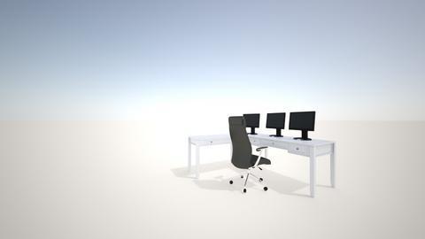cali - Modern - Office  - by ismael jimenez