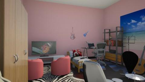 Teen+Kid room - Kids room - by paola2804