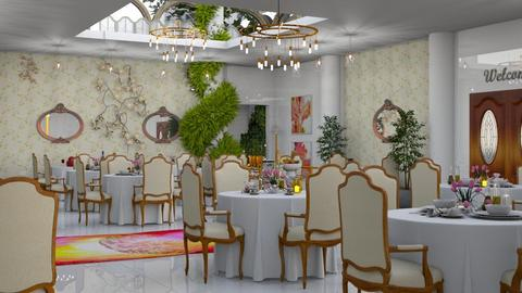 okeeffe restaurant - by antonia_b