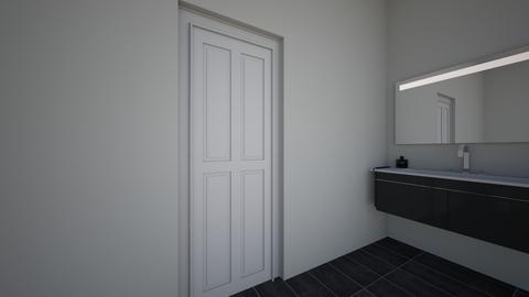 My room 2 - Bathroom  - by Jordan_Lor