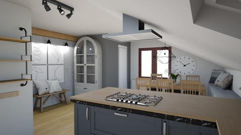 Ucman_Klopcic plan 3 - Kitchen  - by Petja1980