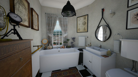 BB2 - Bathroom  - by Thrud45