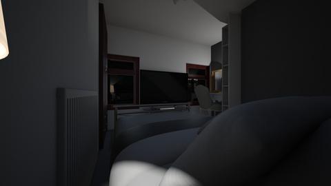 Master Bedroom - Bedroom  - by Owain Llyr Pritchard
