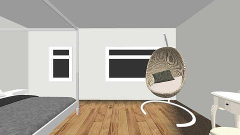 My new bedroom - Bedroom - by JessicaBiegel